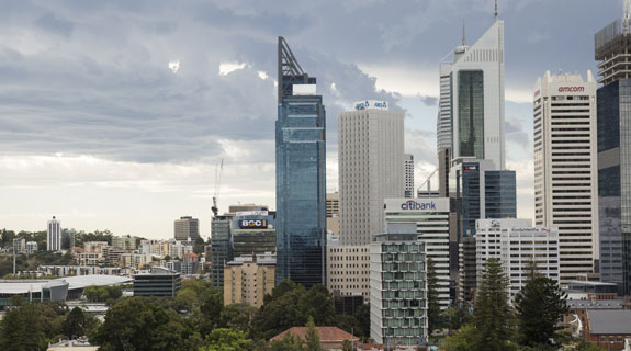 WA credit rating outlook downgraded
