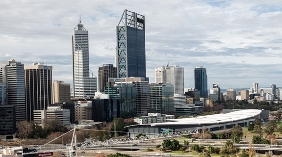 Perth ranked 4th-best Australian city