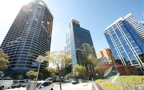 CBD office vacancy rate hits 9%