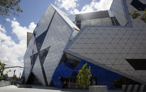 Perth Arena takes top architecture prize