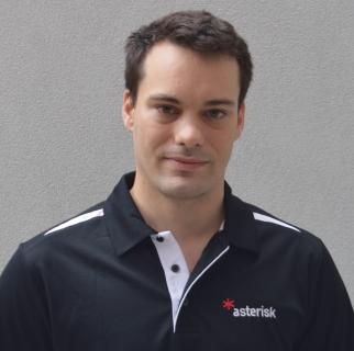 Asterisk appoints security consultant