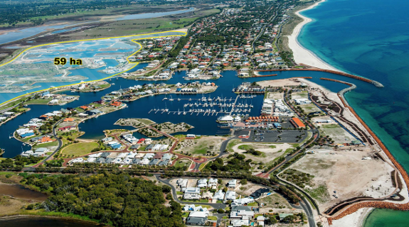Tony Poli to restart Port Geographe