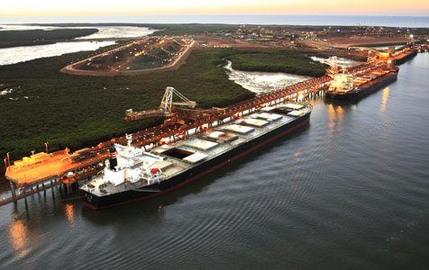 Esperance, Hedland ports test private interest
