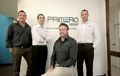 Primero wins Wheatstone contract