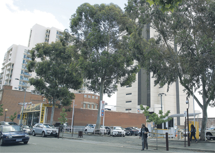 $130m towers for Murray St site