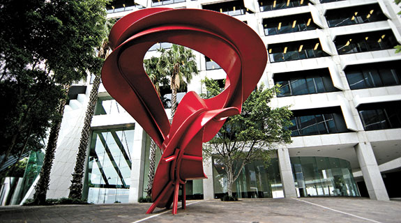 HSF to trial insourcing