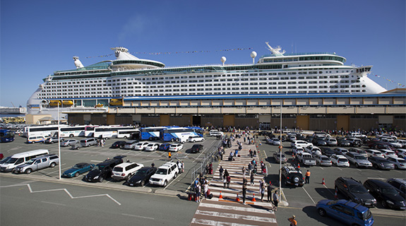WA leads nation in cruise ship growth