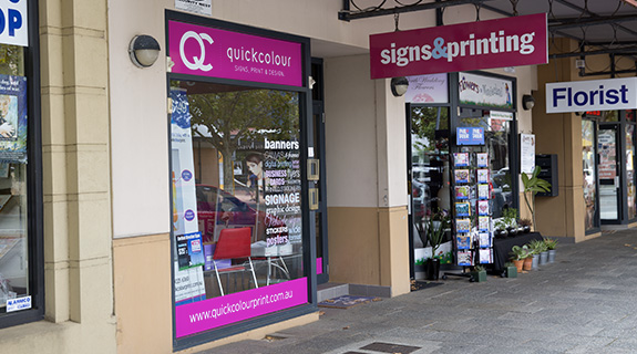 Print franchise adds to business collapses