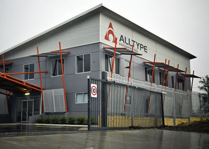 Alltype invests in people, technology