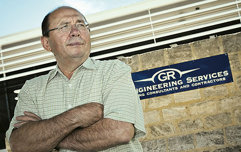 GR Engineering gets new boss