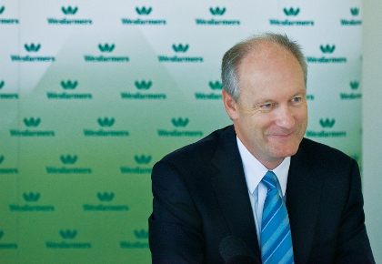 Wesfarmers boosts profit, aims to do better