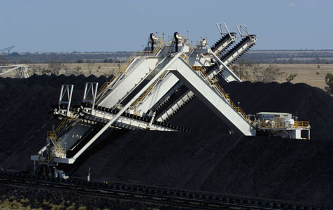 Coal puts renewables in the shade
