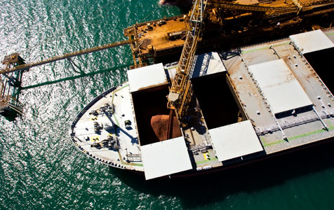 Forge iron ore export plan gets EPA tick