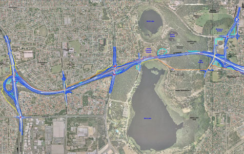 Green light for Roe Highway extension
