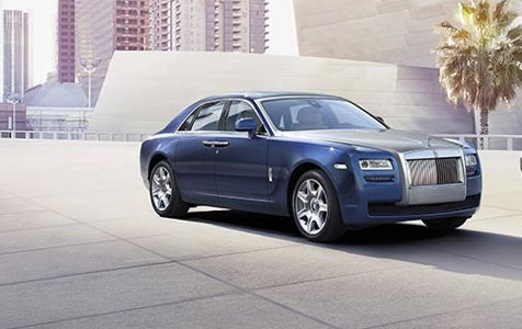 Rolls-Royce launches Perth showroom