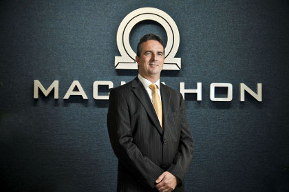 False emails force Macmahon trading halt