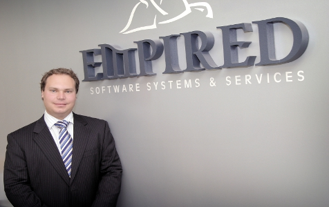 Empired to service Barrick