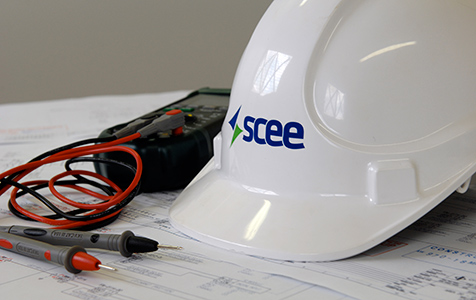 SCEE targets reductions as profit shrinks