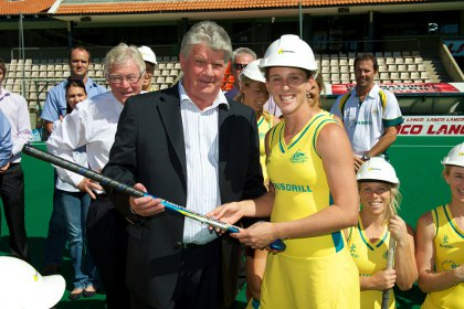 Ausdrill signs on as Hockeyroos major sponsor