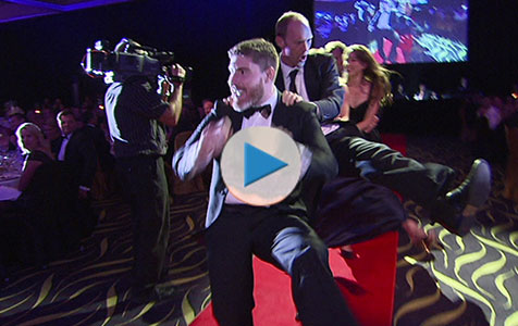 40under40 - See the winners dance!