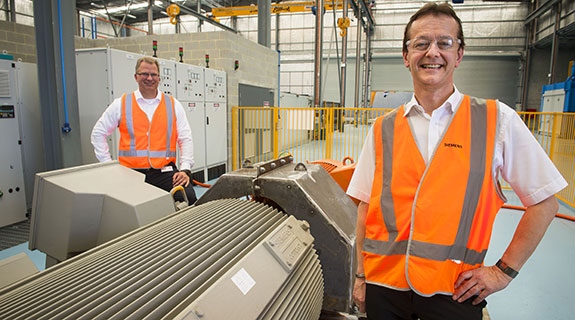 Efficiency drives Siemens' $20m centre
