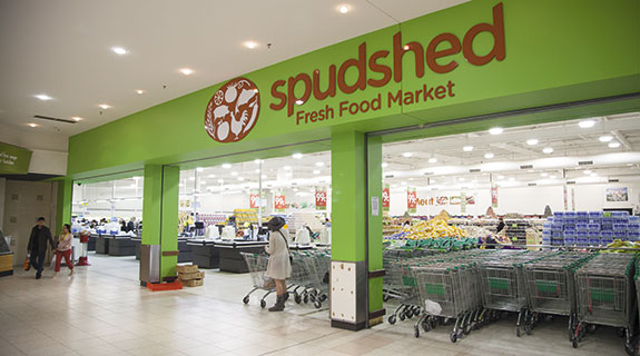 Aldi shoots down Spudshed speculation
