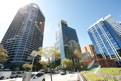 Rents spike as office market tightens