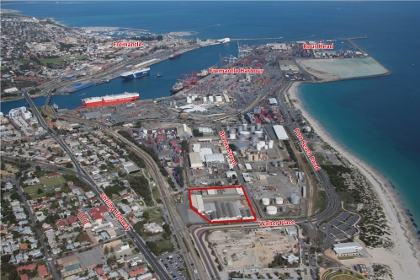 Leighton Beach site for sale