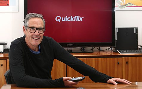 Quickflix aims for conversion