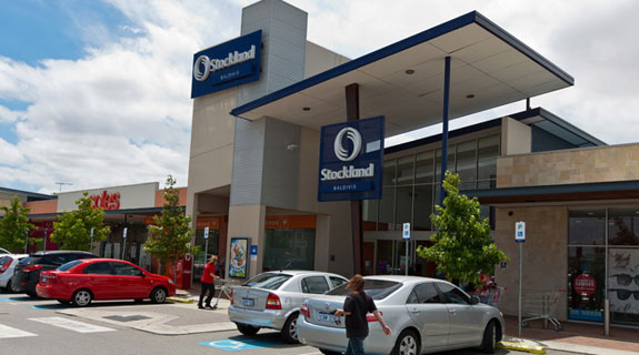 Stockland lodges strong first-half profit lift