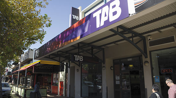 TAB valued at less than $250m