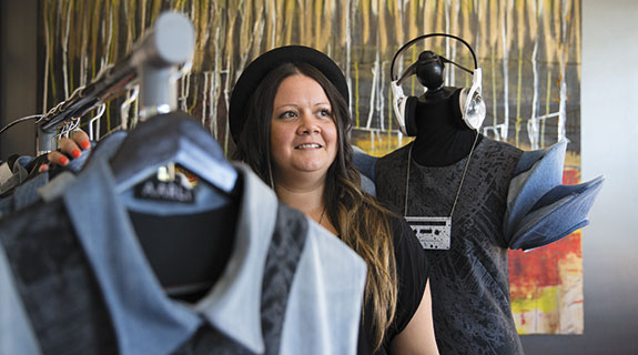 Clothing designers tap crowd for ethical fashion capital