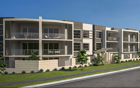 Pindan signs $10.8m apartments contract