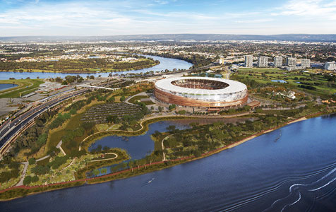 Builders shortlisted for $100m Stadium Station