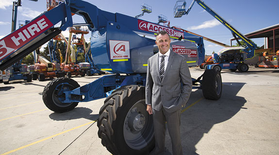 Access Group heads east for growth