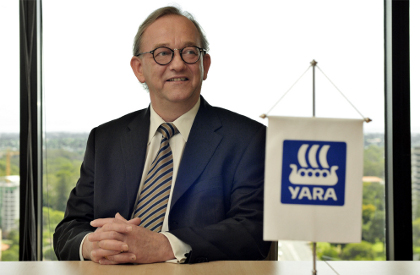 Yara deal values Burrup Fertilisers at $850m