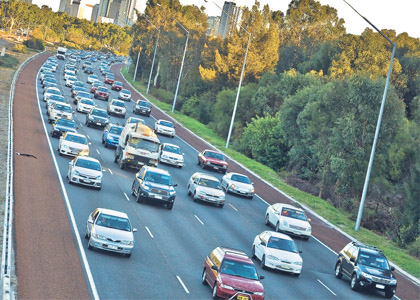 Traffic congestion headache looms
