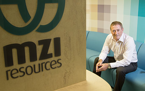 MZI clinches $US110 million finance