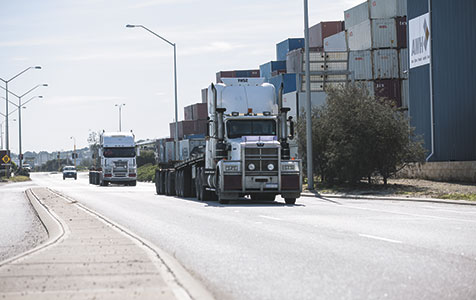 Perth Freight Link may include tunnel