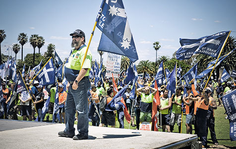 CFMEU under fire in Royal Commission report