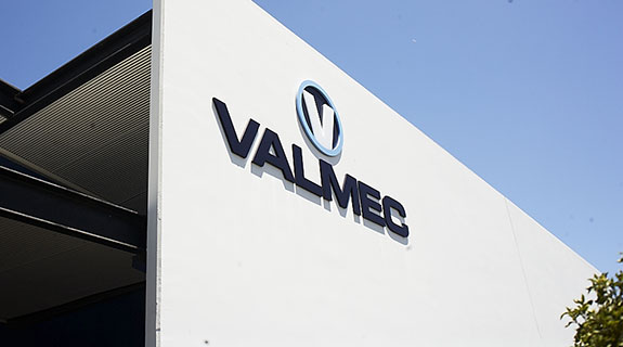 Valmec wins work with Origin