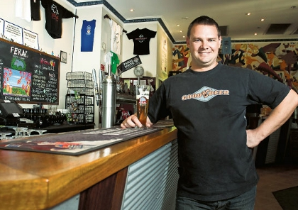 Feral opens Bassendean brewhouse