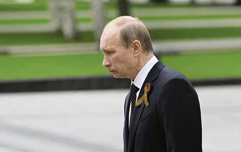 Putin pursues neo-Stalinist plan