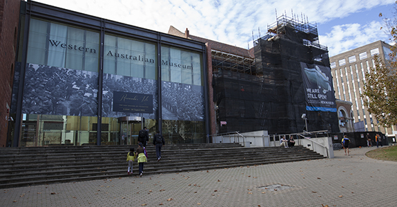 Consortia shortlisted for new museum