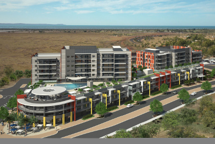 Finbar kicks off stage 2 of Karratha high-rise