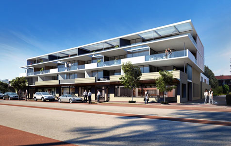 Georgiou to build $70m Dalkeith apartments