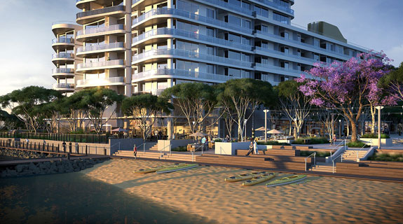 Lendlease confident in Waterbank
