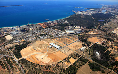 Industry backs Kwinana merger plan