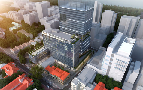 Westin to anchor BGC's $500m Heritage Precinct