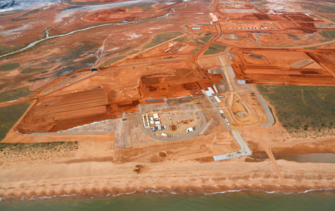 More workers for Wheatstone